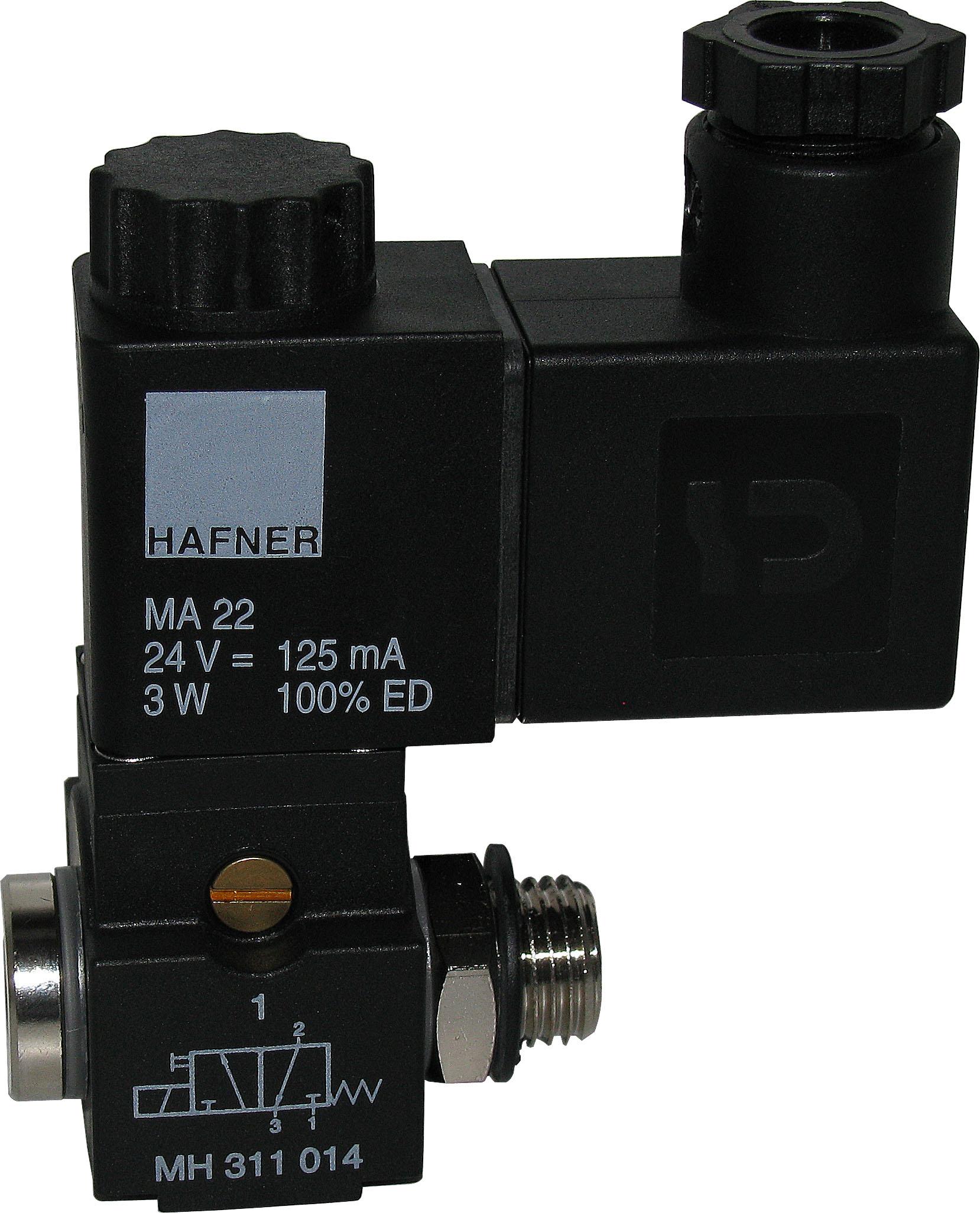 Banjo valves MH 311 014