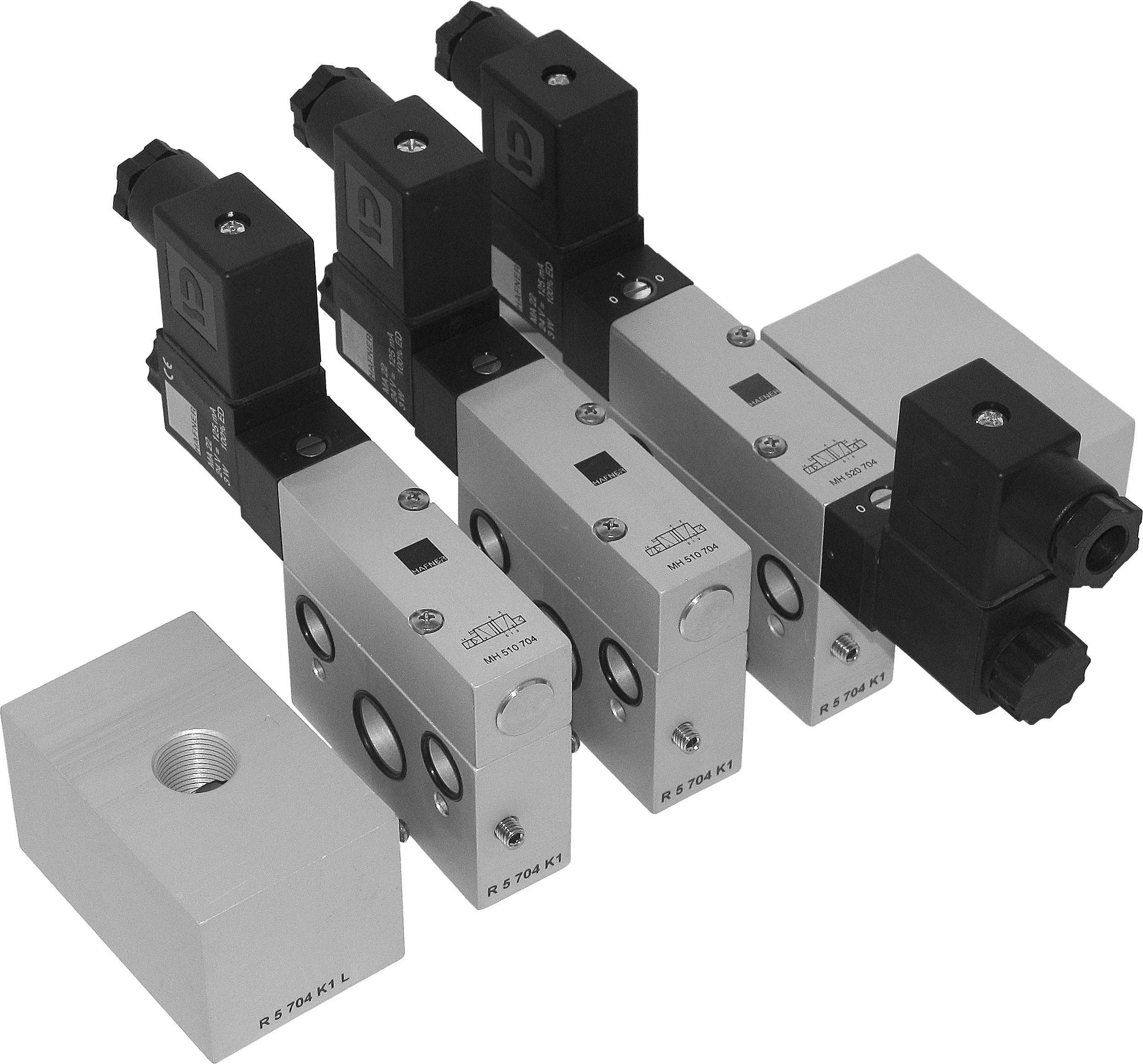 Modular Manifold for Control Cabinet Building