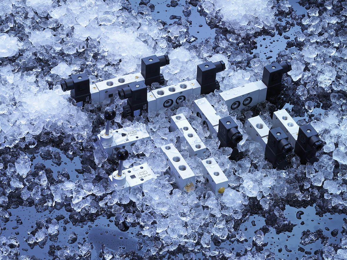 Hafner on the Rocks - Low Temperature Valves