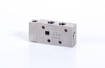 Pneumatically actuated valves