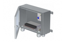 Control Cabinets with PROFIBUS module